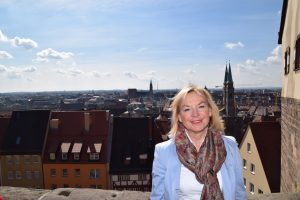 Barbara Regitz Hintergrund Nürnberg Burg