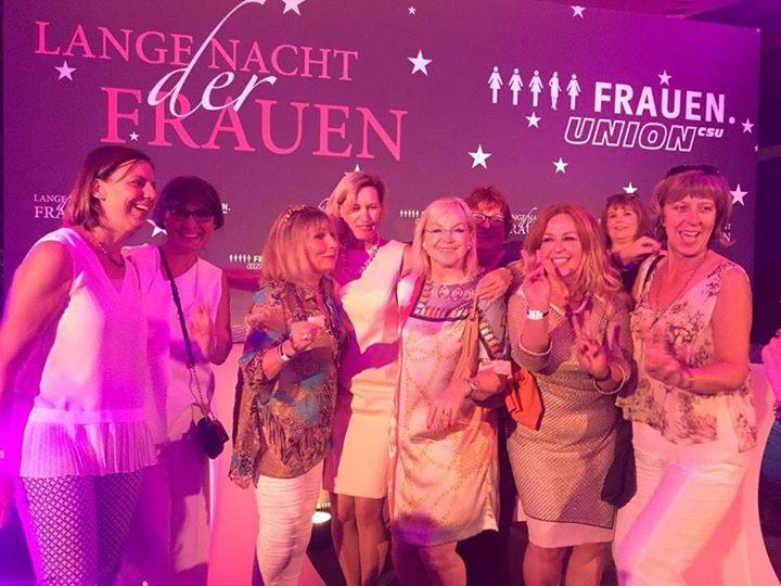 Barbara Regitz - Lange Nacht der Frauen mit Dr. Markus Söder