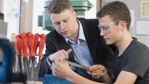 Studie: Bayern ist top in der beruflichen Bildung