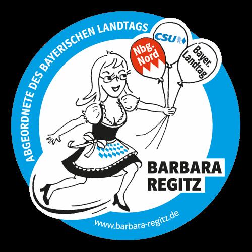 Barbara Regitz, Abgeordnete des Bayerischen Landtags, Nürnberg Nord, Bierdeckel