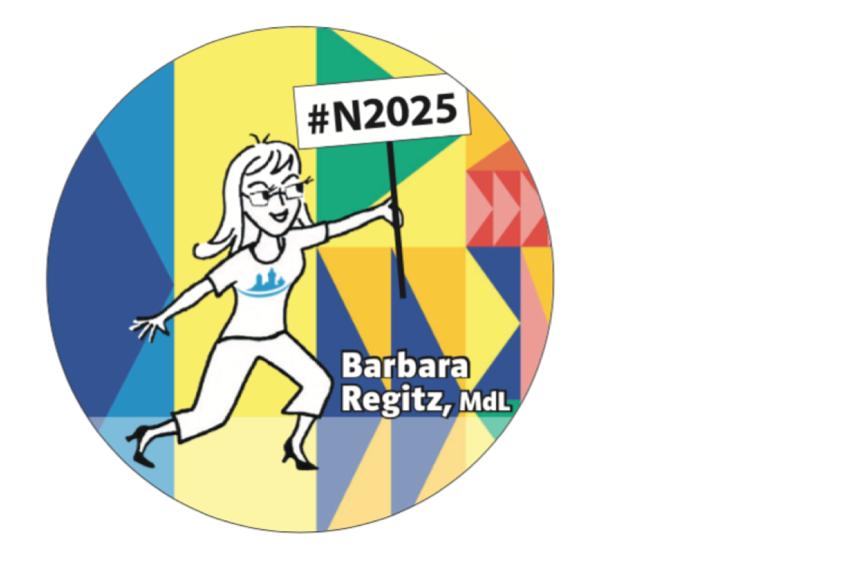 Als Nürnbergerin unterstütze ich die Bewerbung zur Europäischen Kulturhauptstadt 2025