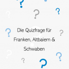 Gewinnspiel Quizfrage